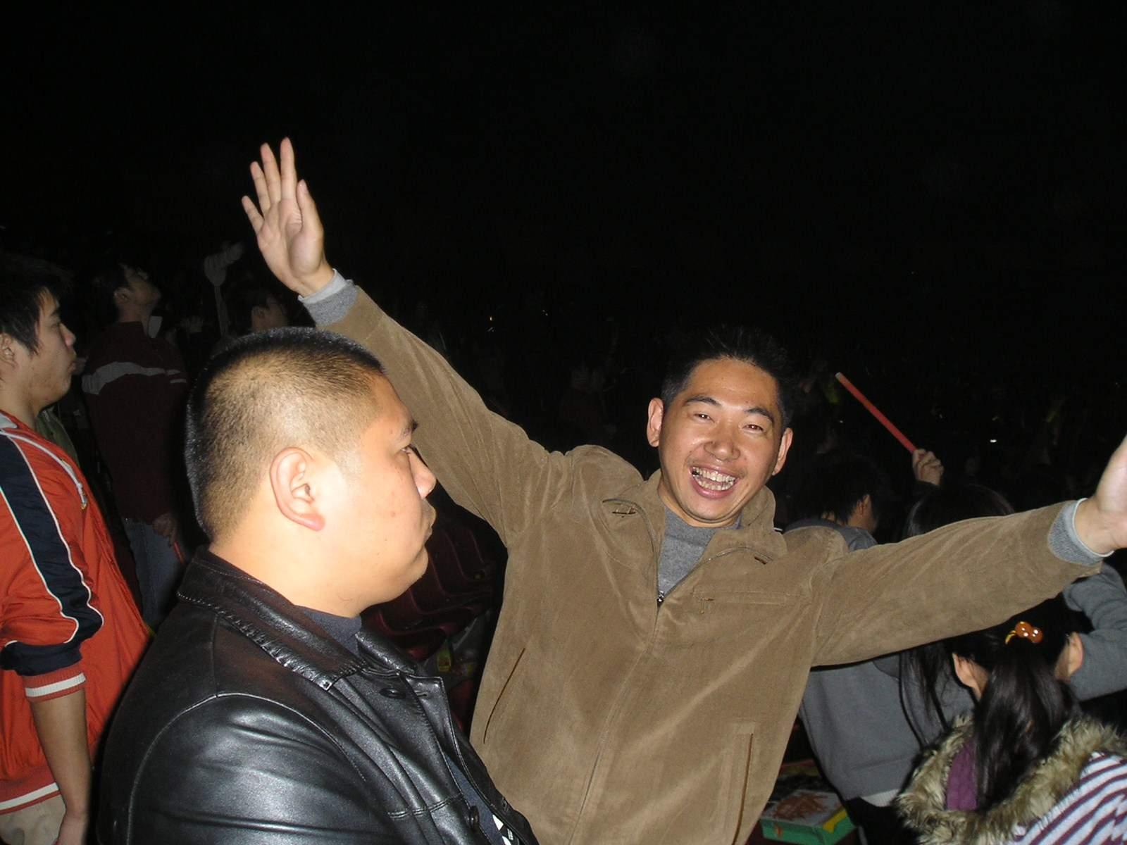 12月4日杭州动感地带周杰伦无与伦比演唱会 高清图片